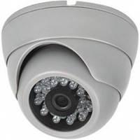 700TVL. Мини ИК купольная видеокамера  цветная LUX4138NB