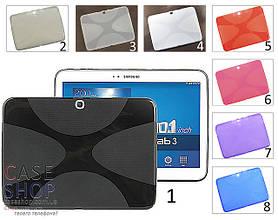 Силиконовый чехол для Samsung Galaxy Tab 3 10.1 P5200