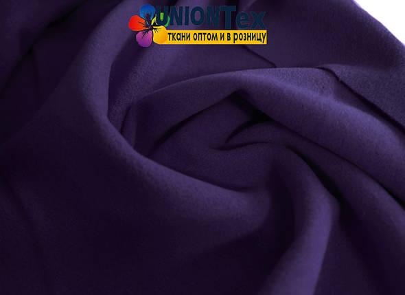 Кашемир индиго (шерсть 67%, 640 GSM), фото 2
