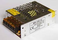 Блок живлення 12V 120W (10A) постійна напруга, металевий корпус