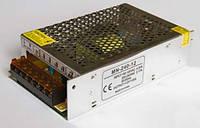 Блок живлення 12V 240W (20A) постійна напруга, металевий корпус
