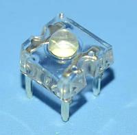 Светодиод SUPER FLUX 7,6*7,6мм белый холодный 4,0-6,0cd OSPW7161D  OptoSupply