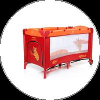 Детский манеж - кровать 4 Baby Vegas Continental