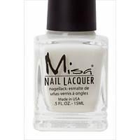 Профессиональный лак для ногтей Misa 084: SNOW WHITE, 15 мл.