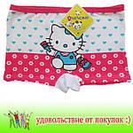 Детские трусики шортики Hello Kitty на девочку по супер цене