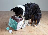 Trixie ТХ-3613 Cube- мягкая игрушка-пазл для собак