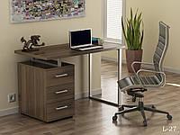 Письменный стол L-27 Loft design Aristo