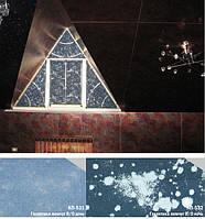 Шторы-плиссе Галактика жемчуг