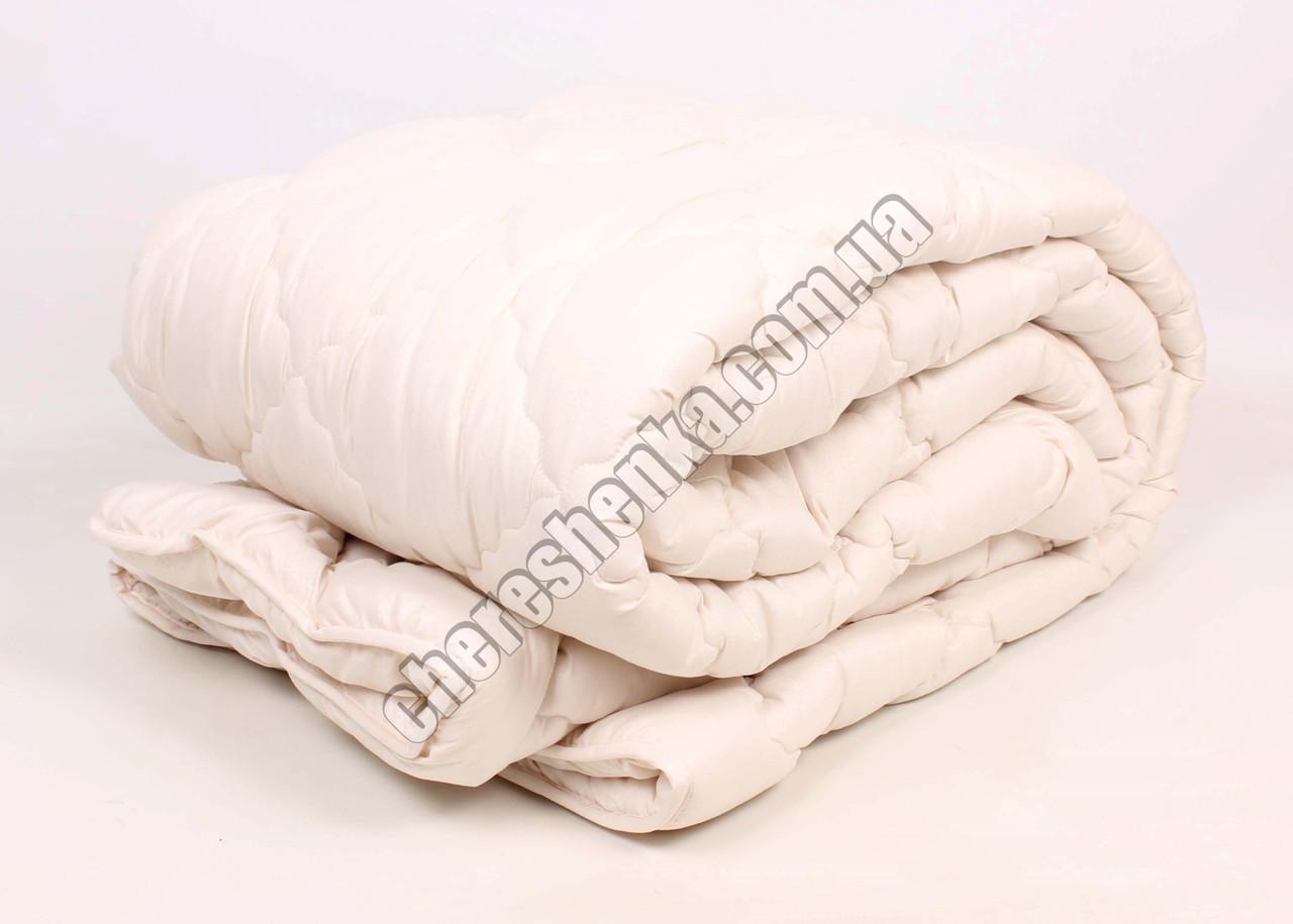 Двуспальное одеяло микрофибра/холлофайбер 002