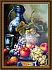 Картина в багетной раме Натюрморт 200х240 мм №606