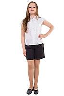 """Нарядная школьная блуза """"Альба"""""""