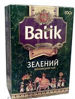 Чай Батик Зеленый цейлонский 100г зел.