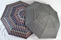 """Зонтик полуавтомат в клетку №3015 с клапаном """"анти ветер"""" от фирмы """"Star Rain""""."""