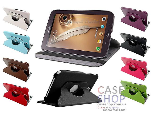 Откидной чехол для Samsung n5100 Galaxy Note 8.0 с разворотом на 360, фото 1