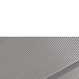 Pyramida Basic Uno 60 black (600 мм.) плоская кухонная вытяжка, черная эмаль, фото 3
