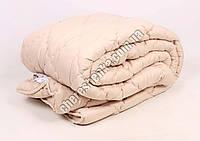 Двуспальное одеяло микрофибра/шерсть 003