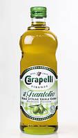 Итальянское оливковое масло Carapelli il Frantolio extra vierge 1 л., фото 1