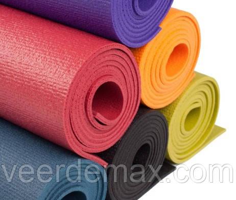 Килимок для йоги Rishikesh XL ( Рішікеш ) 4,5 мм Bodhi