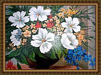 Репродукция картины Полевой букет