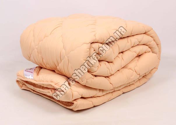 Полуторное одеяло микрофибра/шерсть 006, фото 2