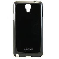Чехол-накладка для Samsung Galaxy Note 3 NEO, N7505, пластиковый, Buble Pack, Черный /case/кейс /самсунг галакси