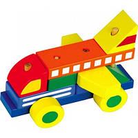 Автомобиль-конструктор №1 (Руди)