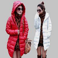 Модная куртка. Хлопковое перо. Осень-зима