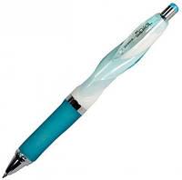 Ручка шариковая Zebra Spiral син.