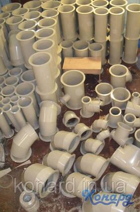 Воздуховоды пластиковые , фото 2