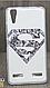 Силиконовый чехол панель накладка для Lenovo A6010 с изображением  Swag мороженное, фото 5
