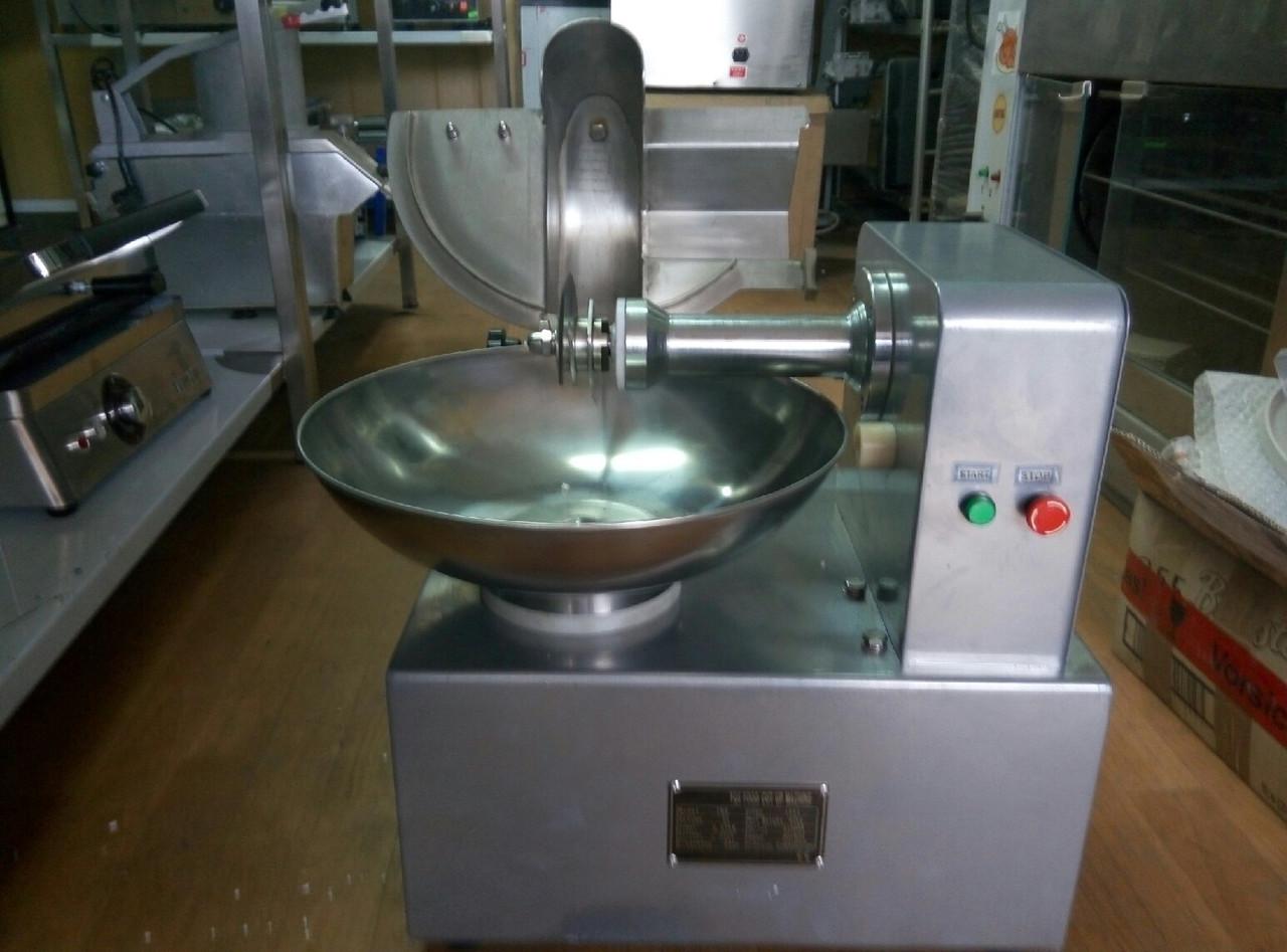 Комплект оборудоваия мини  колбасного цеха (переработки мяса) мясного магазина 120 кг/час