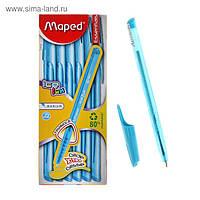 Ручка шариковая Maped  Ice Fun 1,0 мм