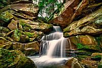 Фотообои Водопад 02