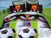 5D Постельное белье Евро размера East Comfort - мячи