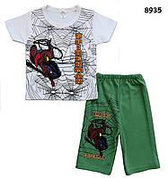 Летний костюм Spiderman для мальчика. 1, 2  года