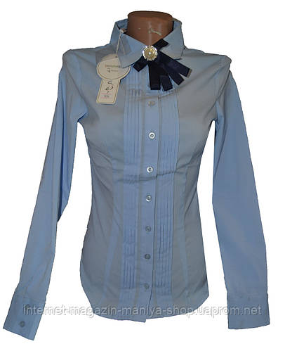 Блузка женская, длинный рукав