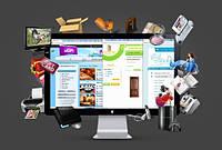Создание полноценных интернет магазинов.