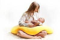 Зачем нужна подушка для беременных и кормления?