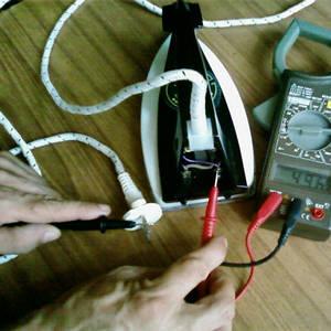 ремонт утюгов и парогенераторов