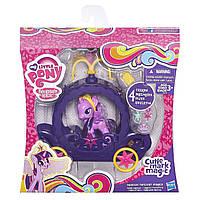 Игровой набор Карета Твайлайт Спаркл My Little Pony Cutie Mark Magic Princess Twilight Sparkle Charm Carriage, фото 1