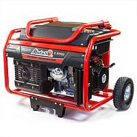 Однофазный бензиновый генератор MATARI S9990E S Series (7,5 кВт)