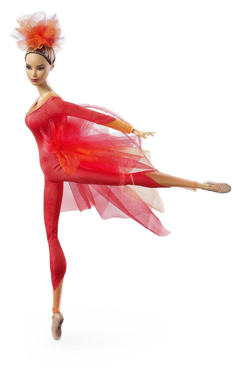 Кукла Барби коллекционная Misty Copeland Barbie Doll