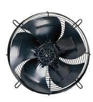 Осевой промышленный вентилятор Sigma 500