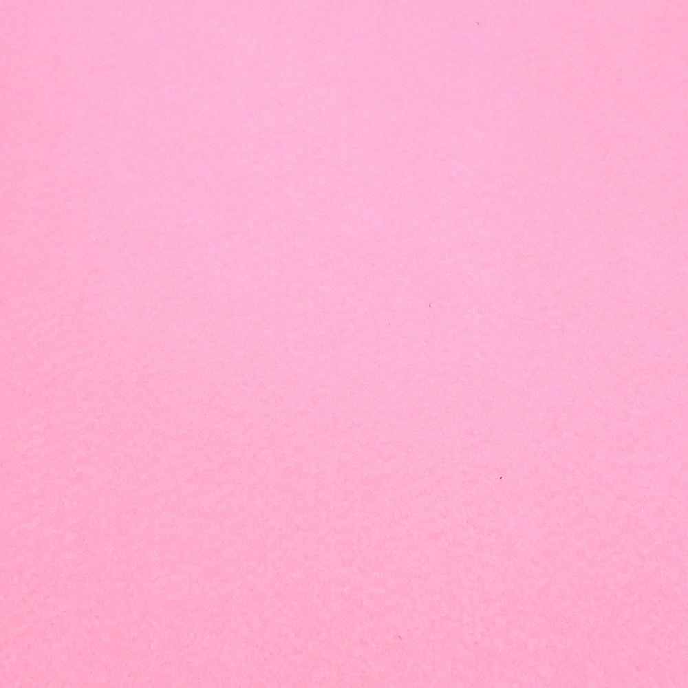Фетр корейский жесткий 1.2 мм, СВЕТЛО-РОЗОВЫЙ 828, 1 х 1.1 м, на метраж