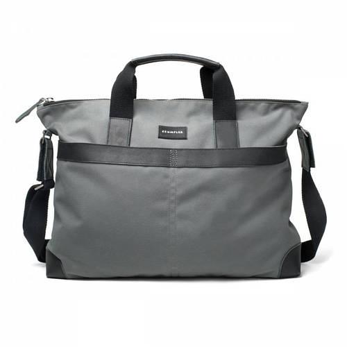 """Удобная сумка для ноутбука 15"""" 9 л. BETTY BLUE BUSINESS TABLET Crumpler BEBSL15-003 серый"""
