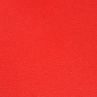 Фетр корейский жесткий 1.2 мм, 22x30 см, КРАСНЫЙ 837