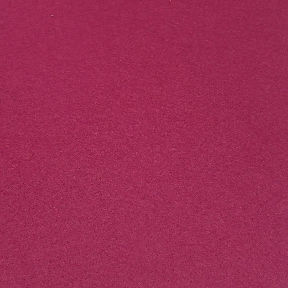 Фетр корейский жесткий 1.2 мм, 22x30 см, БОРДО 834