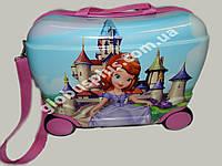 Детский чемодан - каталка на 4 колесах София, 520266, фото 1