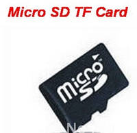 Карты памяти micro-SD/SDHC (TF card)