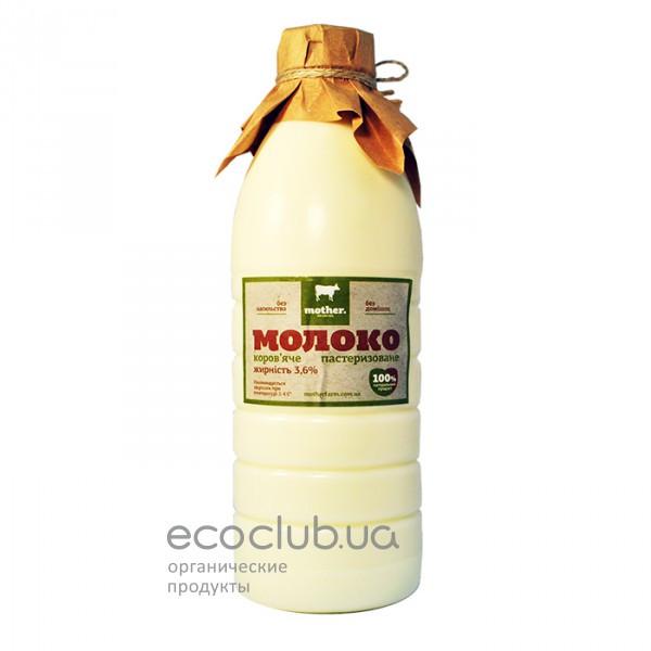 Молоко 3,6% Mother 1л